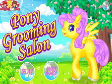 My Little Pony Grooming Salon