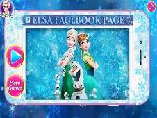 Elsa Facebook Profile