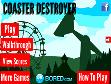Coaster Destroyer