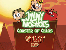 Jogo Jimmy Two Shoes Coast of Chaos Online Gratis