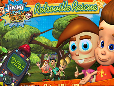 Jimmy Retroville Rescue