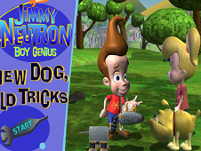Jimmy Neutron New Dog Old Tricks