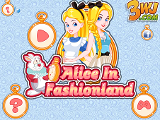 Alice In Fashionland