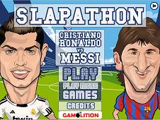 Cristiano Ronaldo Vs Messi