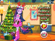 Twilight Sparkle Christmas Prep