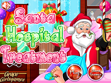 Santa Hospital Treatment