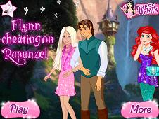 Flynn Cheating On Rapunzel