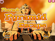 Pharaoh Pyramid Escape