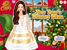 New Years Disney Diva