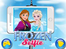 Frozen Selfie Make Up