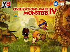 Civilization Wars 4: Monsters