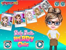 Baby Barbie Nerdy Chic