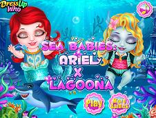 Sea Babies Ariel X Lagoon
