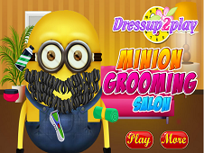 Minion Grooming Salon