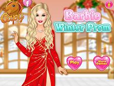 Barbie Winter Prom