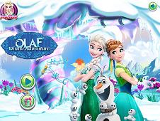 Olaf Winter Adventure