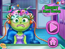 Disgust: Brain Doctor