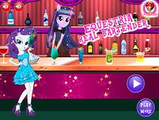 Equestria Real Bartender