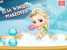 Elsa Winter Makeover
