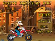 Popeye Adventure Ride