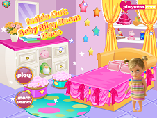 Baby Riley Room Deco