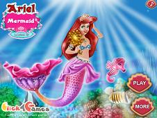 Ariel Mermaid Dress-Up