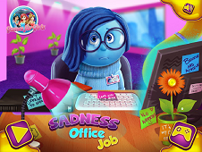 Sadness Office Job