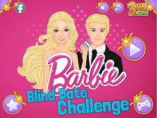 Barbie Blind Date Challenge