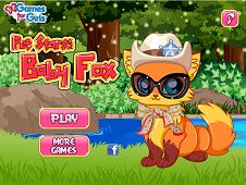 Pet Stars Baby Fox