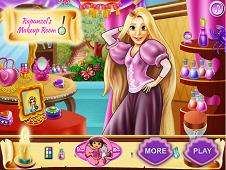 Rapunzel Make Up Room