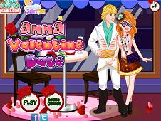 Anna Valentine Date