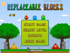 Replaceable Blocks