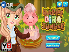 Happy Dino Jungle