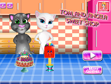 Tom and Angela Sweets Shop