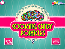 Cooking Candy Popsicles