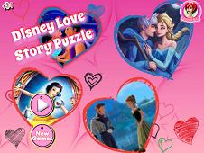 Disney Love Story Puzzle