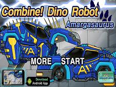 Amargasaurus Dino Robot