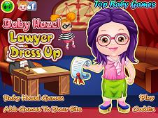 Baby Hazel Lawyer Dress-Up