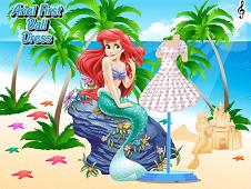 Ariel First Ball Dress