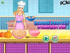 Barbie Perfect Pumkin Pie