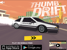 Thumb Drift Mini Edition Car Games