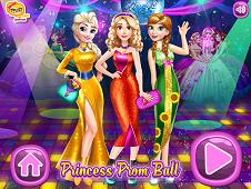 Princess Prom Ball