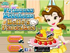 Princess Kitchen Belles Pancakes