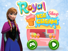 Royal Ice Cream Shop
