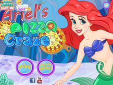 Ariel's Pizza Craze