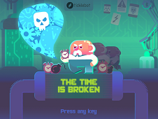 The Time Is Broken