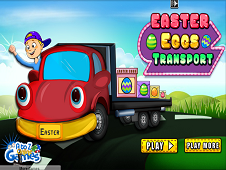 Easter Eggs Transport