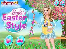 Barbie Easter Style