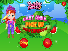 Baby Anna Pick Up Watermelon