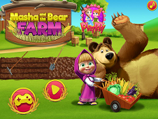 Masha And The Bear Farm